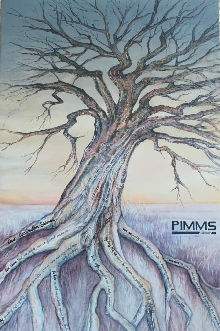 pimms tree